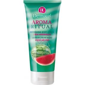 Dermacol Aroma Ritual Watermelon Refreshing body lotion 200 ml
