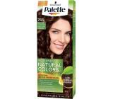 Schwarzkopf Palette Permanent Natural Colors hair color 765 Golden chocolate brown