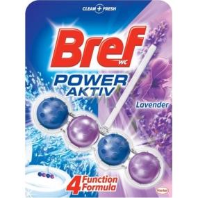 Bref Power Aktiv 4 Formula Lavender WC block 50 g