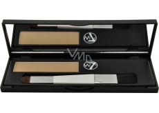 W7 Cosmetics Cover Up Root Camouflage Kit barva na krytí šedivých vlasových kořínků Blonde 3,5 g