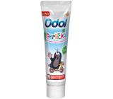 Odol Perlička Krteček new fine mint toothpaste for children from 0 years 50 ml