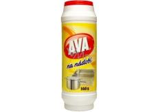Ava Dishwashing powder for cleaning common kitchenware 550 g