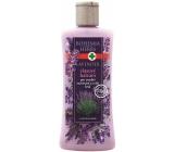 BohemiaGifts & Cosmetics Herbs Lavender vlasový balzám pro snadné rozčesávání a vyšší lesk 250 ml