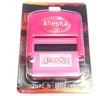 Albi Stamp with the name Anetka 6.5 cm × 5.3 cm × 2.5 cm