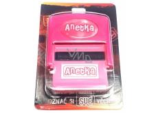 Albi Stamp named Anetka 6.5 cm × 5.3 cm × 2.5 cm