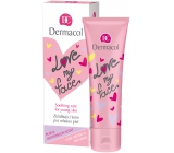 Dermacol Love My Face Pear and melon soothing cream for young skin 50 ml