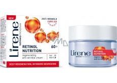 Lirene 24h 60+ cream with spherical retinol 9229
