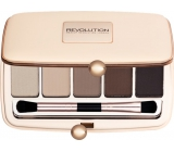 Makeup Revolution Renaissance Palette Day palette of eye shadow 5 x 1 g