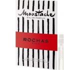 Rochas Moustache Eau de Parfum Eau De Toilette Spray for Men 2 ml with Sprayer, Vialka