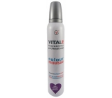 Vitale Exclusively Professional Coloring Mousse With Vitamin E Purple - Magenta 200 ml
