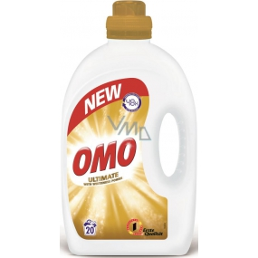 OMO gel 25dáv.1,83l Ultimate Whit Power 1773