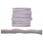 Wool polyester yarn smoky 3 m