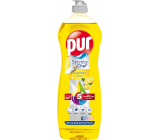 Pur Secrets of Chef Soda Effect Lemon dishwashing liquid 750 ml
