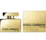 Dolce & Gabbana The One Gold Intense perfumed water for women 50 ml