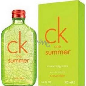 Calvin Klein CK One Summer EdT 100 ml eau de toilette Ladies