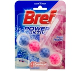Bref Power Aktiv 4 Formula Pure Fresh Flowers Wc blok 50 g