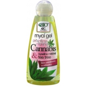 Bione Cosmetics Cannabis Cleansing Gel for Intimate Hygiene 260 ml