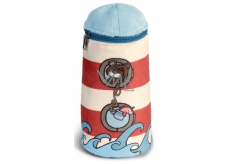 Nici Pencil case Teddy bear sailor 10 x 20 cm