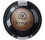 Dermacol Bonbon Wet & Dry Eye Shadow Metallic Look oční stíny 202 6 g