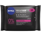 Nivea Expert Expert Micellar Make-Up Removal Wipes Removes Long-Lasting and Waterproof Make-up 20 Pieces
