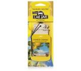 Yankee Candle Sicilian Lemon - Sicilian Lemon fragrance car paper 12g