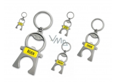 Albi Keychain with date - opener July 5 x 12 x 0,2 cm