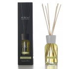 Millefiori Natural Lemon Grass - Lemon Grass 8-strand diffuser 30 cm long to medium-sized space lasts for at least 3 months 250ml