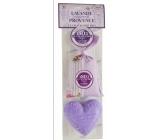 Le Chatelard Lavender Bag 18g + Soap Shaped Heart 100g - Lavender 0512