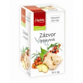 Apotheke Tea Ginger and Mistletoe with a Pack of 20x2g ns