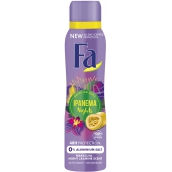 Fa Brazilian Vibes Ipanema Nights Ladies Deodorant Spray 150 ml