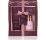 Baylis & Harding Midnight Plum and Wild Blackberry Body Lotion 125 ml + washing gel 100 ml + toilet soap 40 g, cosmetic set