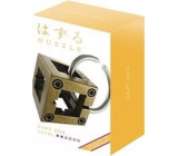 Huzzle Cast Box metal puzzle, difficulty 2