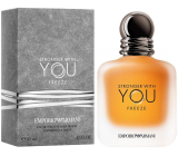 Giorgio Armani Emporio Stronger with You Freeze Eau de Toilette for Men 50 ml
