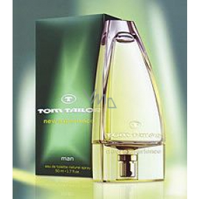 Tom Tailor New Experience Man voda po holení 50 ml