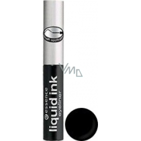 Essence Liquid Ink Eyeliner eyeliner shade black 3 ml
