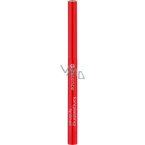 Essence Longlasting Lipliner Long Lasting Lip Pencil 01 Ready For Red 0.23 g