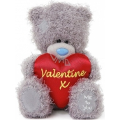 Me to You Teddy bear with heart Valentine's Day 14.5 cm