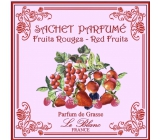 Le Blanc Fruits Rouges - Red Fruits Scented Sachet 11 x 11 cm 8 g