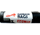 Folifix Trash bags 60 liters, 71 x 55 cm, 30 pieces