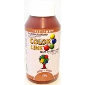 Kittfort Color Line tekutá malířská barva Hnědá 500 g