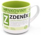 Nekupto Hrnkoviny Mug with the name Zdeněk