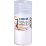 Madonna Cemetery candle without lid 2.5days burns 180 g