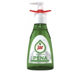 Jar Active Foam Instant foam detergent designed for hand dishwashing pump 350 ml