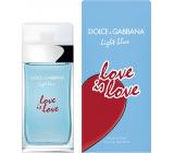 Dolce & Gabbana Light Blue Love is Love Eau de Toilette for Women 100 ml