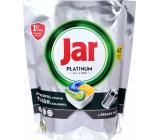 Jar Platinum All in One Lemon dishwasher capsules 42 pieces