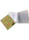 Albi Case for cards and documents Crazy cats 10 x 12.5 cm