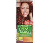 Garnier Color Naturals Hair Color 660 garnet red