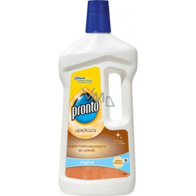 Pronto Original Extra Protection laminate floor polish 750 ml
