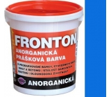 Fronton Inorganic Powder Paint Blue for indoor and outdoor use 800 g