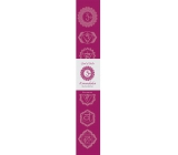 Incense sticks Seventh chakra Pink 14 pieces